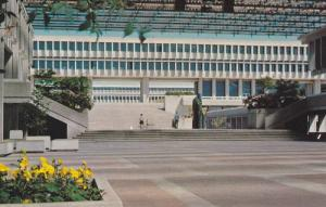 Simon Fraser University, Burnaby, British Columbia, Canada, 1940-1960s