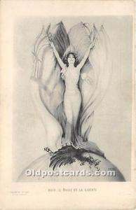 Pour Le Droit Et La Liberte Librairie De L'estampe Artist Raphael Kirchner Un...