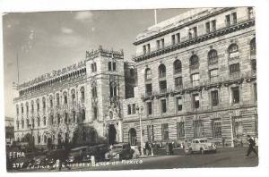 RP, Edificio De Correos Y Banco De Mexico, Mexico, 1930-1950s