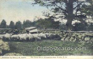 Noon Hour, Gilmanton Iron Works Farming 1909