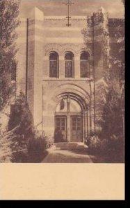Illinois Springfield Entrance St Francis Convent Artvue