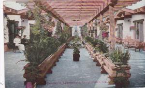 California Long Beach Bungalow Apartments