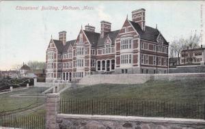 Exterior,Educational Building,Methuen,Massachusetts,00-10s