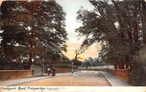 Timperley Ireland Stockport Road Timperley Stockport Road