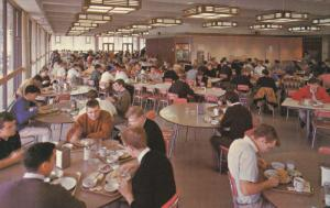 Dining Room , Totem Park Residences , VANCOUVER , b.C., Canada, 1940-1960s