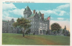 CLEVELAND, Ohio , 1910s; State Hospital, Newburg