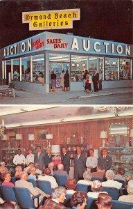 Ormond Beach Florida auction house Ormond Beach Galleries vintage pc BB230