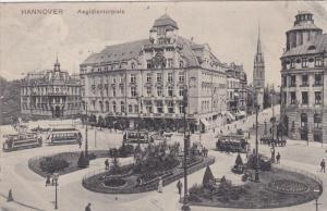 HANNOVER , Aegidientorplatz , Germany , PU-1908