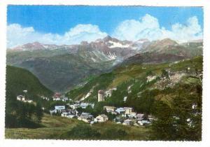 RP; Hand-Colored, Panorama of Madesimo m. 1550, Sondrio, Lombardia, Italy, 10...