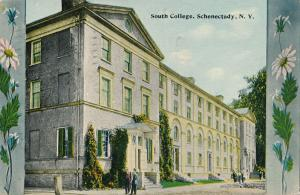 Schenectady NY, New York - South College - pm 1912 - DB
