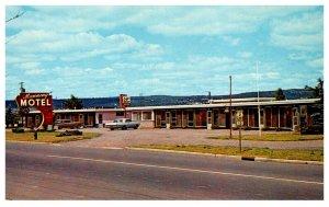 Wisconsin Superior  Manning Motel