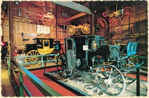 Genesee Country Museum - Mumford NY, New York - Coach and Buggy Museum