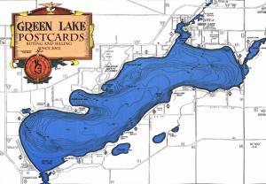 Green Lake Postcards