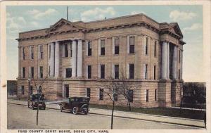 Kansas Dodge City Ford County Court House