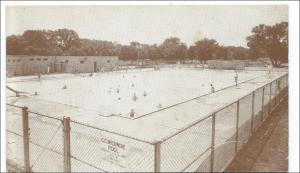 C. C. Wickwire Pool, Cortland NY