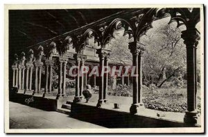 Old Postcard Toulouse The Museum Grand cloister Augustinian