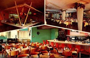 Illinois Lincoln Tropics Restaurant