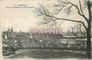 Postcard Old Granville View Huguette Gauthier and Roche
