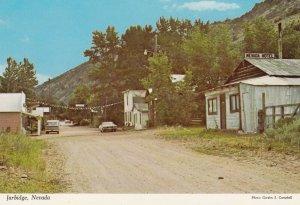 JARBIDGE , Nevada , 50-70s ; Main Street