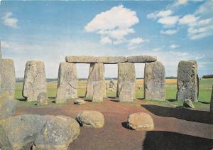 Stonehenge Wiltshire View looking east