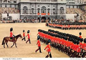 London United Kingdom, Great Britain, England Trooping the Colour London Troo...