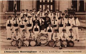 CPA MONTROUGE L'Enticelante Monrougienne. (509713)