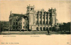 CPA AK Koblenz- Festhalle GERMANY (903882)