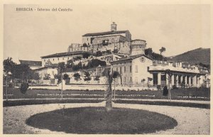 BRESCIA ,  Italy, 1900-10s ; Interno del Castello