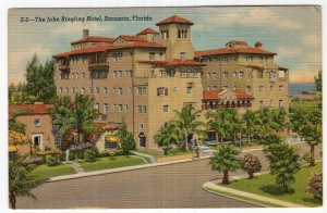 Sarasota, Florida, The John Ringling Hotel