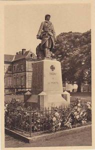 La Monument aux Morts, Isigny sur-Mer, Calvados, France, 00-10s