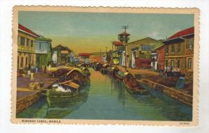 163  Phillipines Manila  BINONDO CANAL