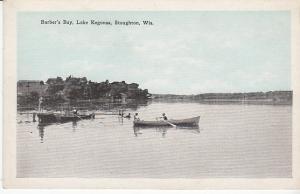 Stoughton - Lake Kegonsa  1908 3 Cards
