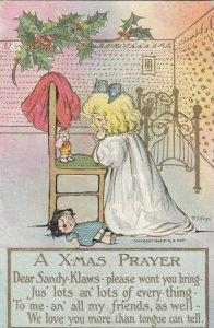 AS: M.G. HAYS ; A X-mas Prayer , 00-10s