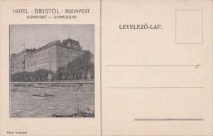 Hungary Budapest Hotel Bristol