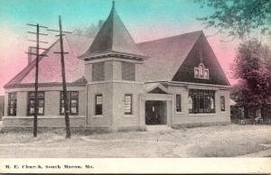 Missouri South Macon Methodist Episcopal Church 1913