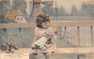 Doll Toy Doll 1905