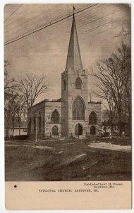 Gardiner, Me, Episcopal Church