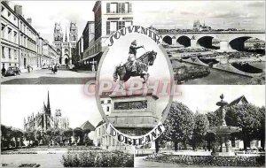 Old Postcard Souvenir Orl�ans