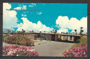 California, Palm Springs - Frank Sinatra's Home - [CA-445]