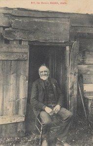 BARRE , Mass. , 1900-10s ; Bill , the Hermit