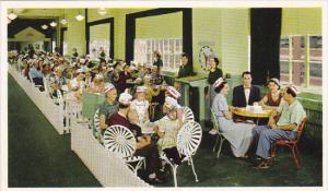Cafeteria Post Cereals Kellogs Battle Creek Michigan