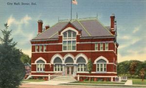 DE - Dover. City Hall