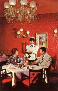MT - Billings. Golden Bell Dining Room in Northern Hotel