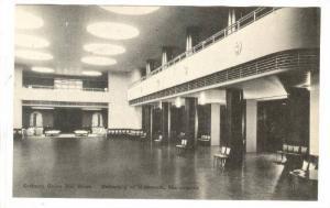 Coffman Memorial Union Ball Room, University of MINN. , Minneapolis, Minnesot...