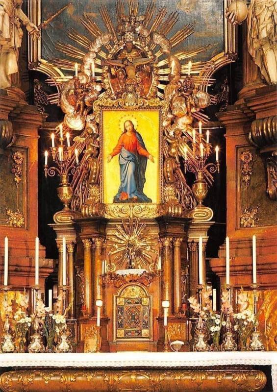 Peterskirche Wien I Petersplatz Immakulata St Peters Rc