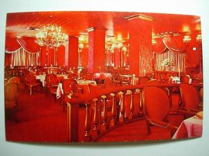 pre-1980 Unused LE PALAIS RESTAURANT Atlantic City New Jersey NJ card y8002-23