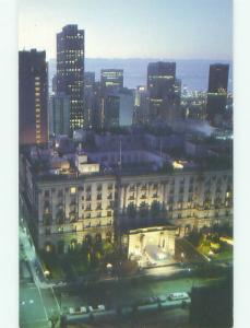 Unused Pre-1980 FAIRMONT HOTEL San Francisco California CA hr6679