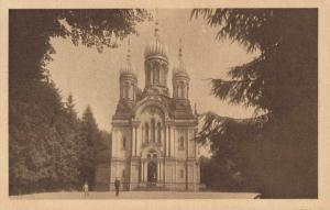 Germany Wiesbaden Griechische Kapelle Russian Church 02.71