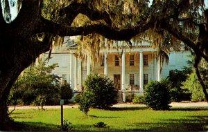 South Carolina Hampton Plantation Between Georgetown and Charleston