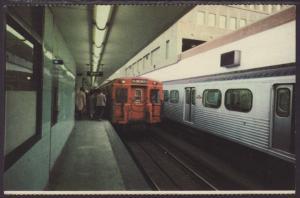 Toronto Subway,Tornoto,ON,Canada Postcard